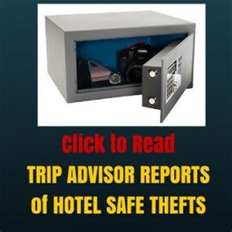Hotel Room Safe by How To Open A Hotel Room Safe Is Your Safe Safe