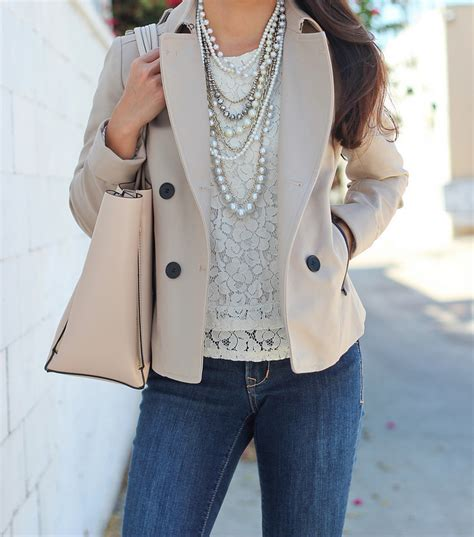 Cropped Trench Coats Stylecrazy A Fashion Diary by Stylish Fashion Lifestyle Travel And Home Decor