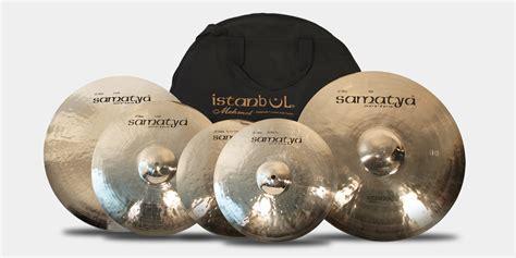 Cymbal Istanbul istanbul samatya cymbal set quot xl quot 20 quot r 16 quot cr 14 quot hh 18 quot cr bag