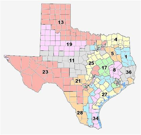 texas state senate districts map texas latinos poised for no house gains despite population boom and new districts