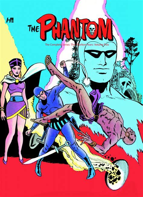 previewsworld phantom comp series hc charlton years vol