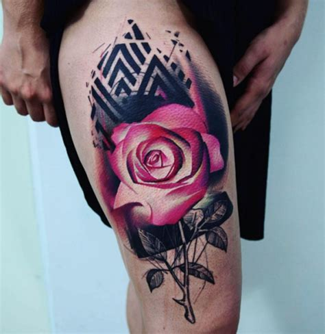 fuschia tattoo designs 91 gorgeous yet delicate flower designs for your