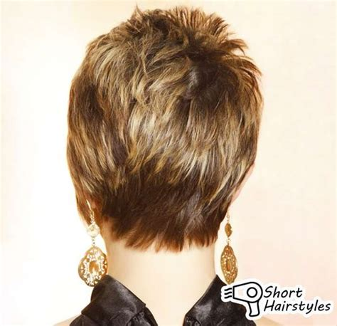 front and back pictures of spiky haircuts for women pix for gt short haircuts for women front and back view