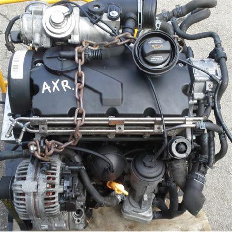Touran 1 6 Tdi Probleme by Engine Motor Audi A3 1 9 Tdi 101 Ch Axr Garanti