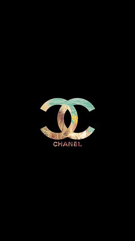 Wallpaper HD iPhone X, 8, 7, 6   Luxury Chanel   Free Download