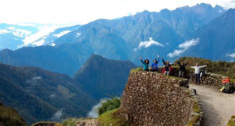 camino inca camino inca a machu picchu salkantay trek camino inca