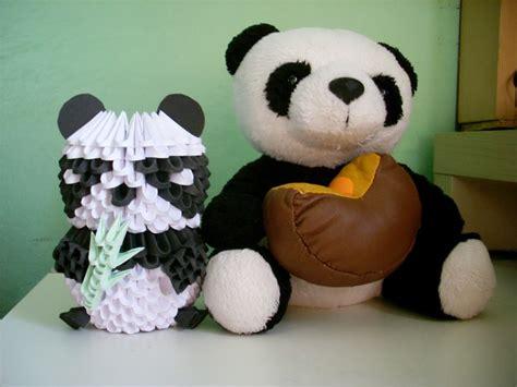 3d Origami Panda - 3d origami panda album skong 3d origami