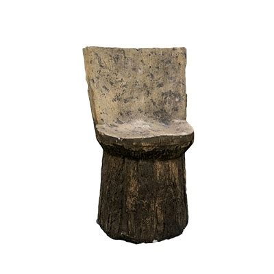 tree trunk table and chairs tree trunk chair