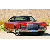Jeff Koch A Coupe Fit For King 1970 74 Lincoln Continental