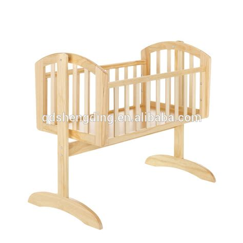 baby bed swing baby swing crib simple design wooden baby swing bed baby