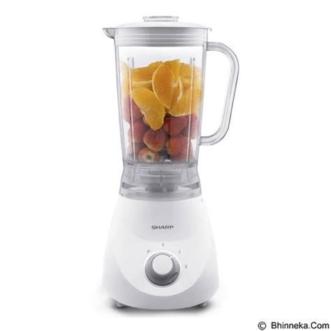 Blender Sharp jual sharp blender em 120 wh white cek blender terbaik bhinneka