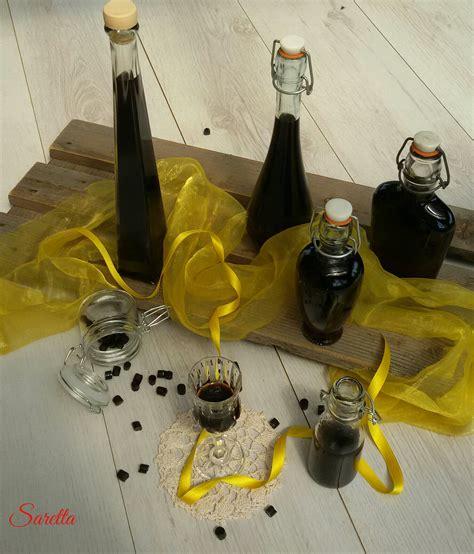 liquirizia in cucina liquore alla liquirizia cucina con saretta