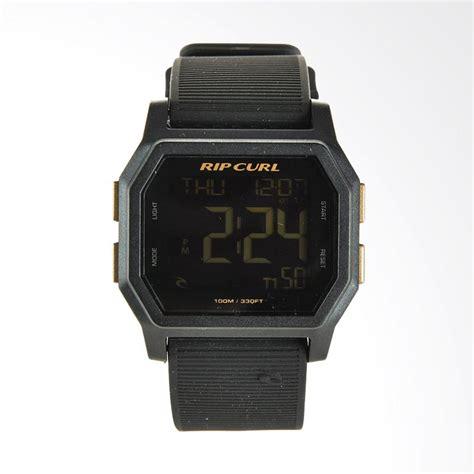 Jam Tangan Rip Curl Atom jual rip curl atom digital jam tangan pria gold a2701