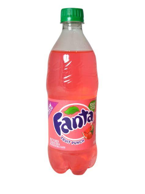 fruit punch soda fresh 6 pk 20oz fanta fruit punch soda soda emporium