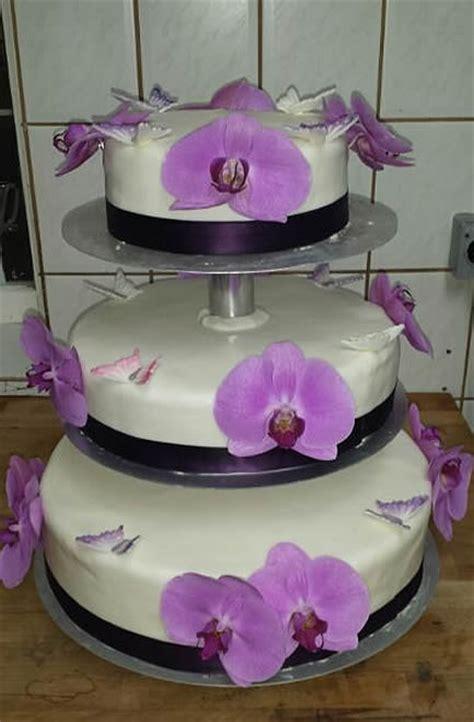 Orchideen Gestell by Der Brockenb 228 Cker Torten Hochzeitstorten Brot Und
