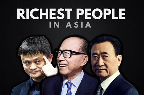 the top 10 richest in asia 2019 wealthy gorilla