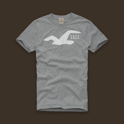 T Shirt Hollister Hlr03 One Tshirt nwt new hollister s graphic logo t shirt s ebay