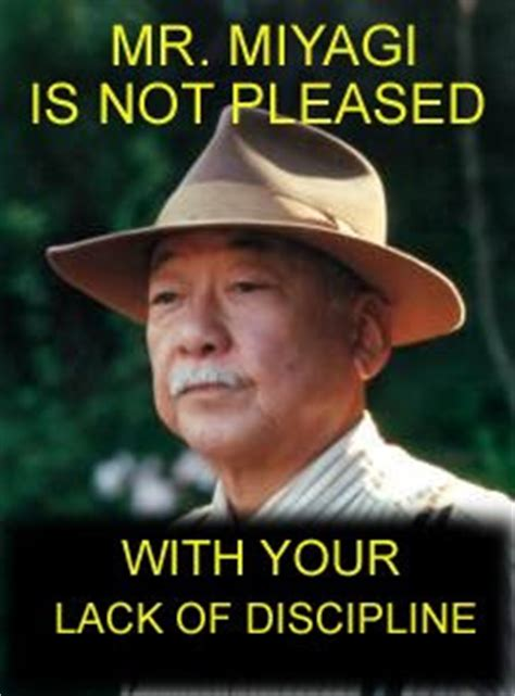 Mr Miyagi Meme - the flower shop january 2009