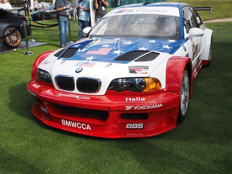 Bmw M3 Auto by Bmw E46 M3 Gtr At Legends Of The Autobahn