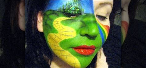 how to do a wizard of oz inspired makeup look 171 makeup
