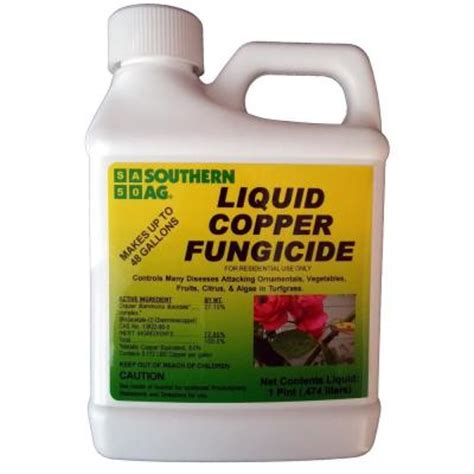 copper spray fruit trees southern ag 1 pt liquid copper fungicide 100048940 the