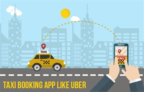 design app like uber taxi booking app app design development marketing blog