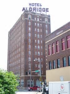 mcalester ok hotels hotel aldridge mcalester ok 1 nrhp 95001408 built