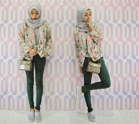 Sepatu Santai Trend 2017 10 fashion santai 2017 lagi tren 1000 jilbab cantik
