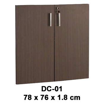 Lemari Arsip Kantor Pintu Panel Dhc 8323 jual pintu panel lemari arsip rendah type dc 01 harga murah toko agen distributor di