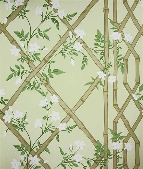 trellis pattern history jasmine lattice wallpaper a decorative wallpaper featuring