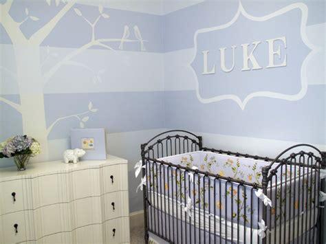 Baby Blue Crib Baby Blue Nursery