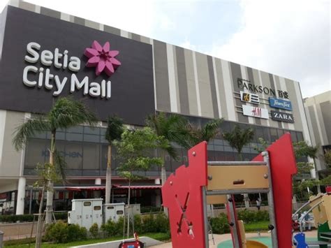 setia city mall layout plan setia city mall gowhere malaysia