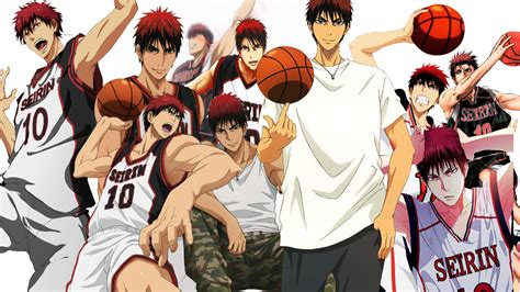 wallpaper illustration anime cartoon basketball