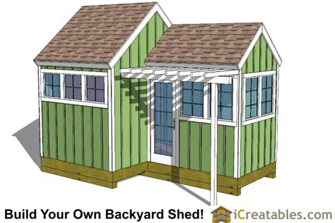 10x8 garden shed plans free pdf woodworking 10x8