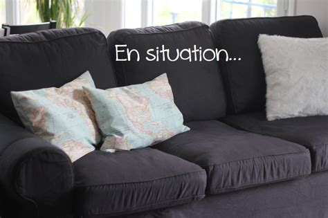 diy housse de coussin d 233 houssable a way of travel