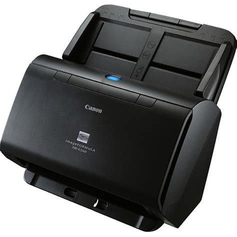Canon Document Scanner Dr C240 canon imageformula dr c240 office document scanner