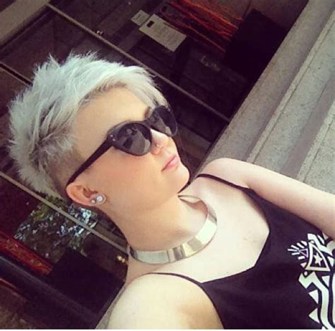 pixie punky cuts pixie cut a little punky love it short hairstyles