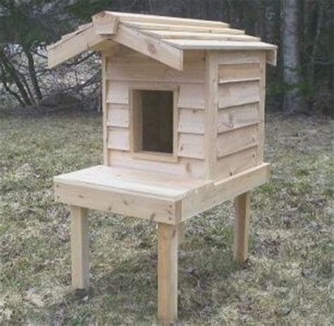 how to keep cats outdoor furniture cat furniture cedar cat house for outdoors low price