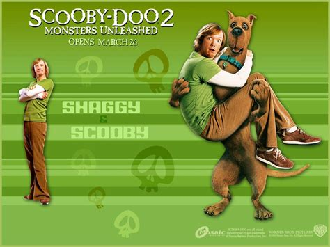Scooby Doo 05 scooby doo 2 potwory na gigancie 05 tapety na pulpit