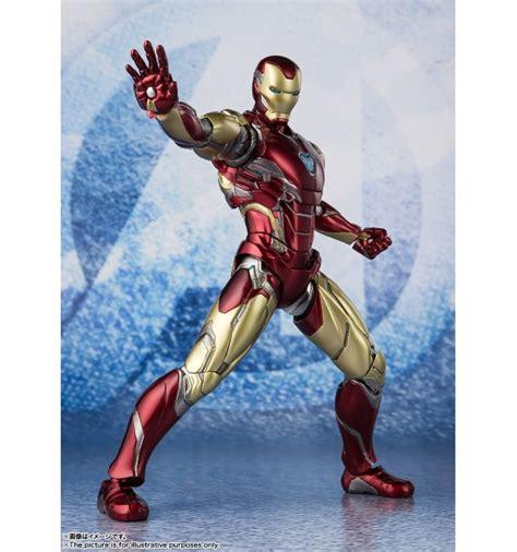 shfiguarts iron man mark avengers endgame aus