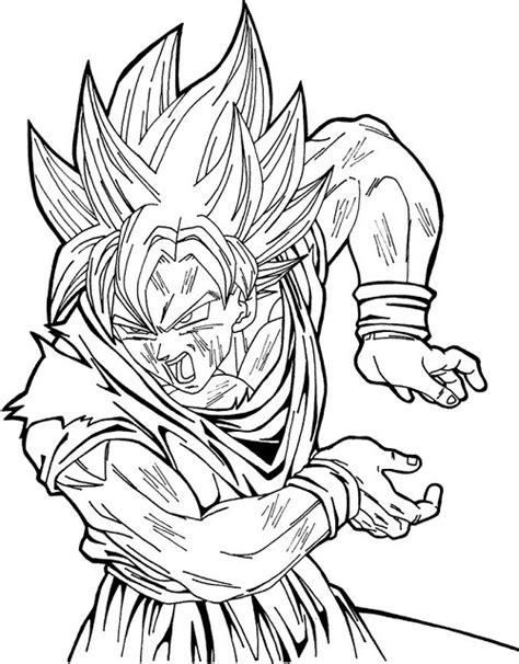 imagenes de goku en blanco y negro como dibujar a goku facil fotos de dragon ball