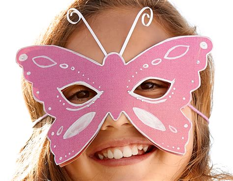 How To Make A Paper Masquerade Mask - bask in the of masks make it from your