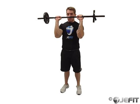 barbell ez bar grip curl exercise database