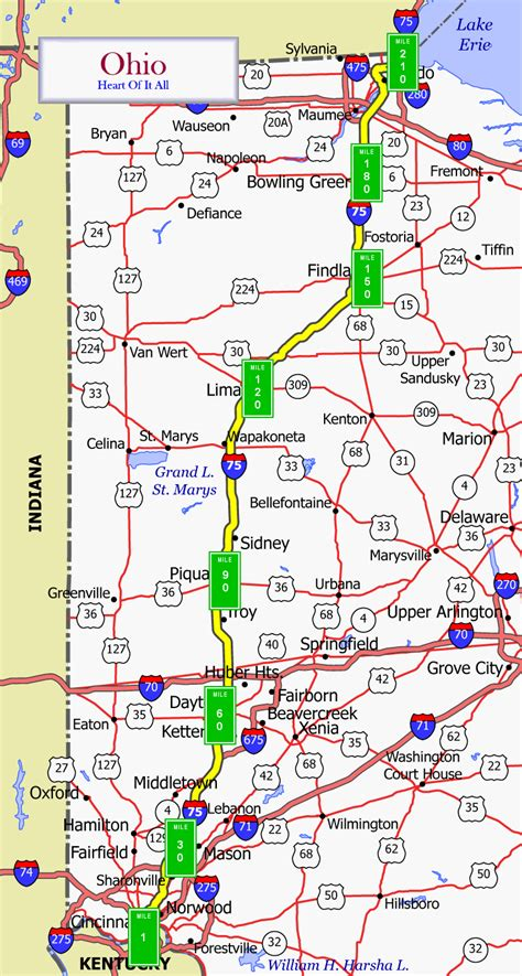 kentucky map i 75 moving to ontario august 2010