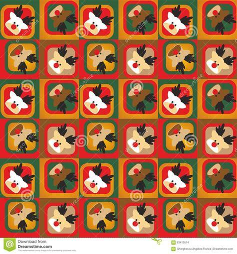 design pattern versioning background with seamless pattern version cartoon vector