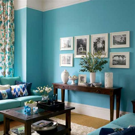 Colored Wall | colored walls the inspired room