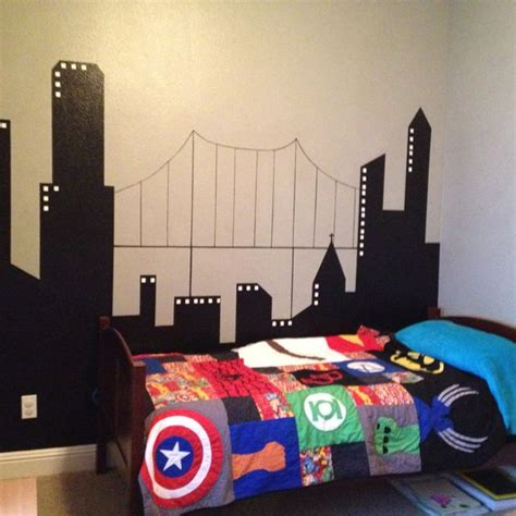 superhero bedroom decorations super hero s on pinterest marvel comics superheroes
