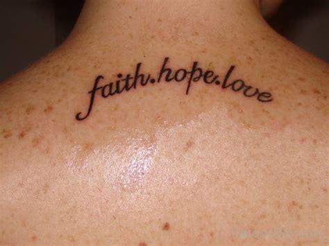 faith hope love tattoo tattoo collections