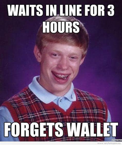 bad luck bad luck funny quotes quotesgram