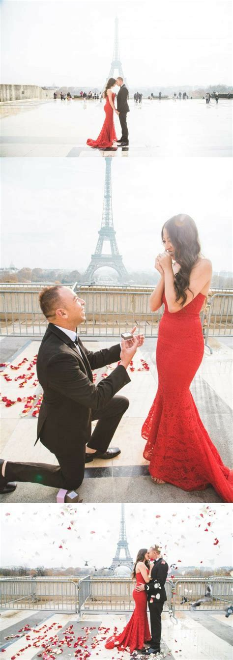 Daniella and David's Paris Proposal on HowTheyAsked.com!